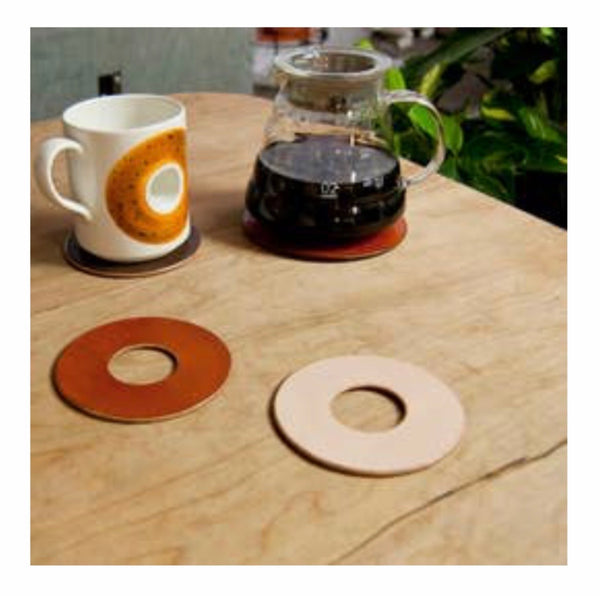 1.61 Soft Goods | Donut Coasters