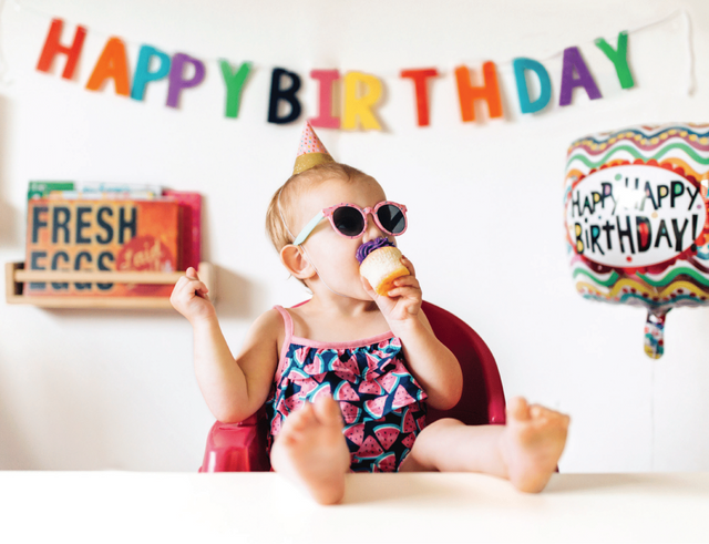 The Best First Birthday Gifts
