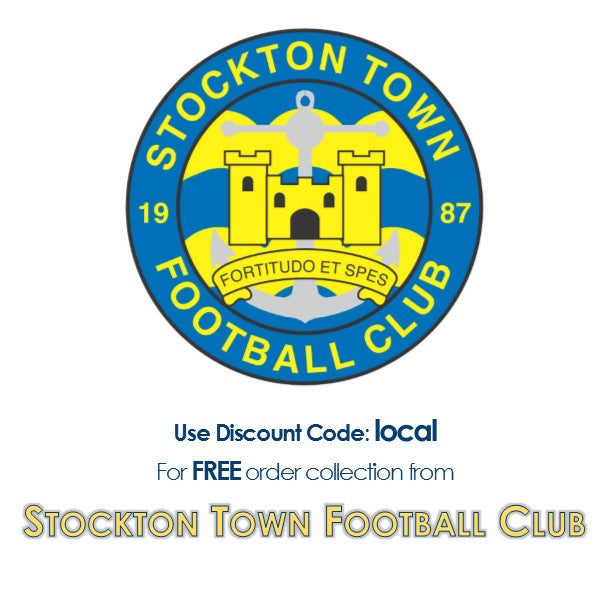 Stockton Town Football Club Merchandise