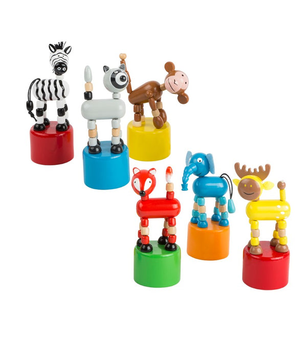 Wild dancing animal toy. Pocket Money Gifts.