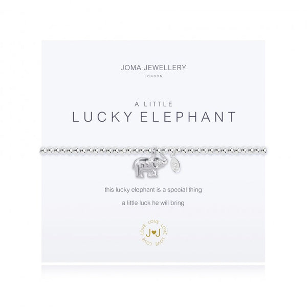 A Little Lucky Elephant Bracelet
