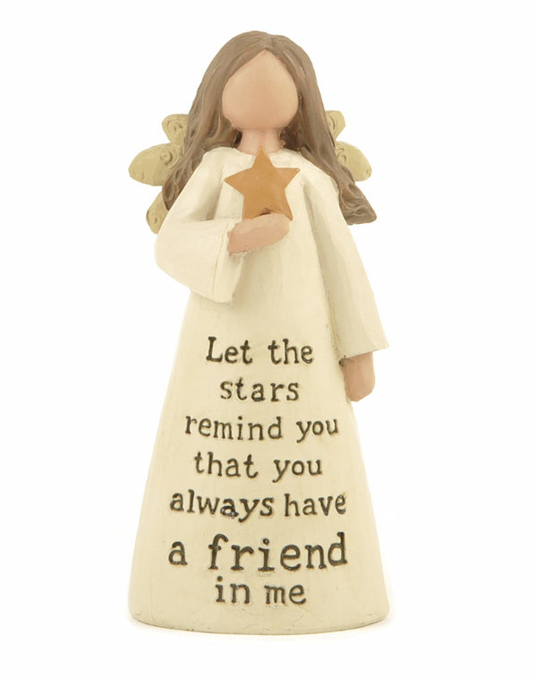 You have a Friend in me - Angel Figurine