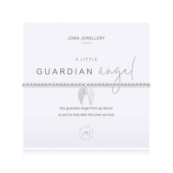 A Little Guardian Angel Bracelet - Exclusive Design
