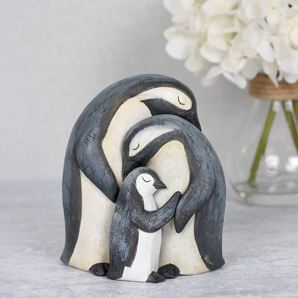 Penguin Family Ornament
