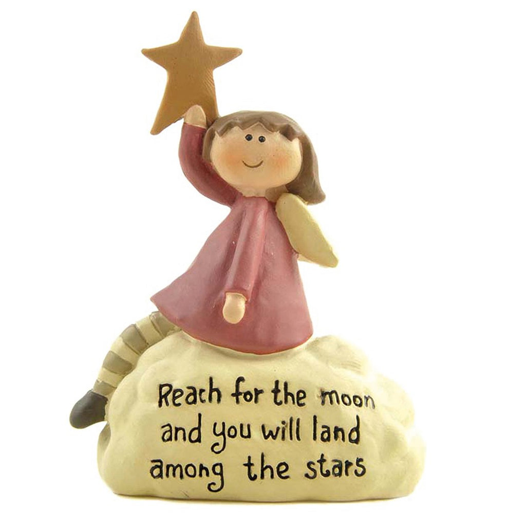 Reach for the Moon Ornament