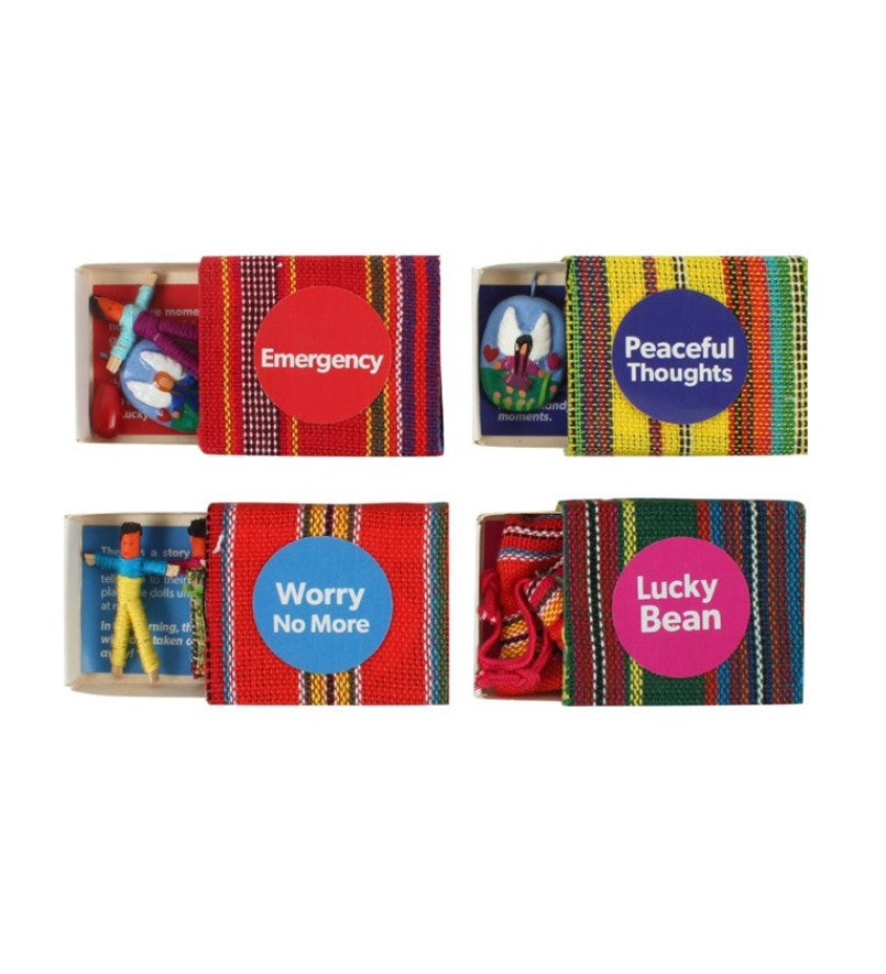 Guatemalan Worry Doll Kit