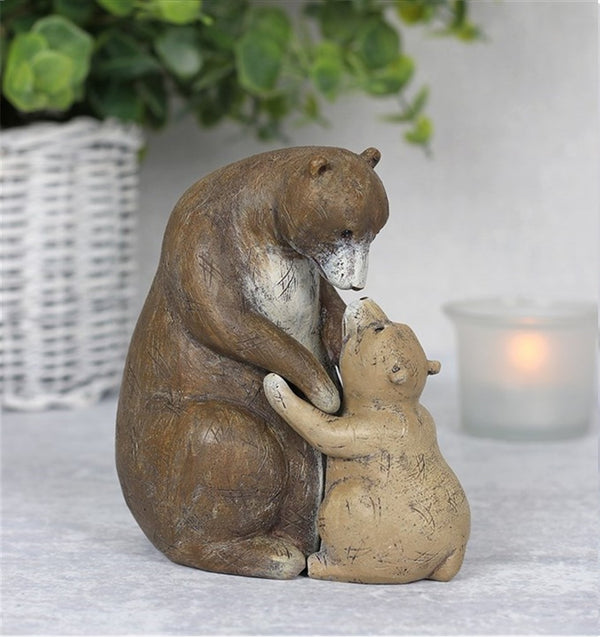 Bear Ornament - I love you Beary Much