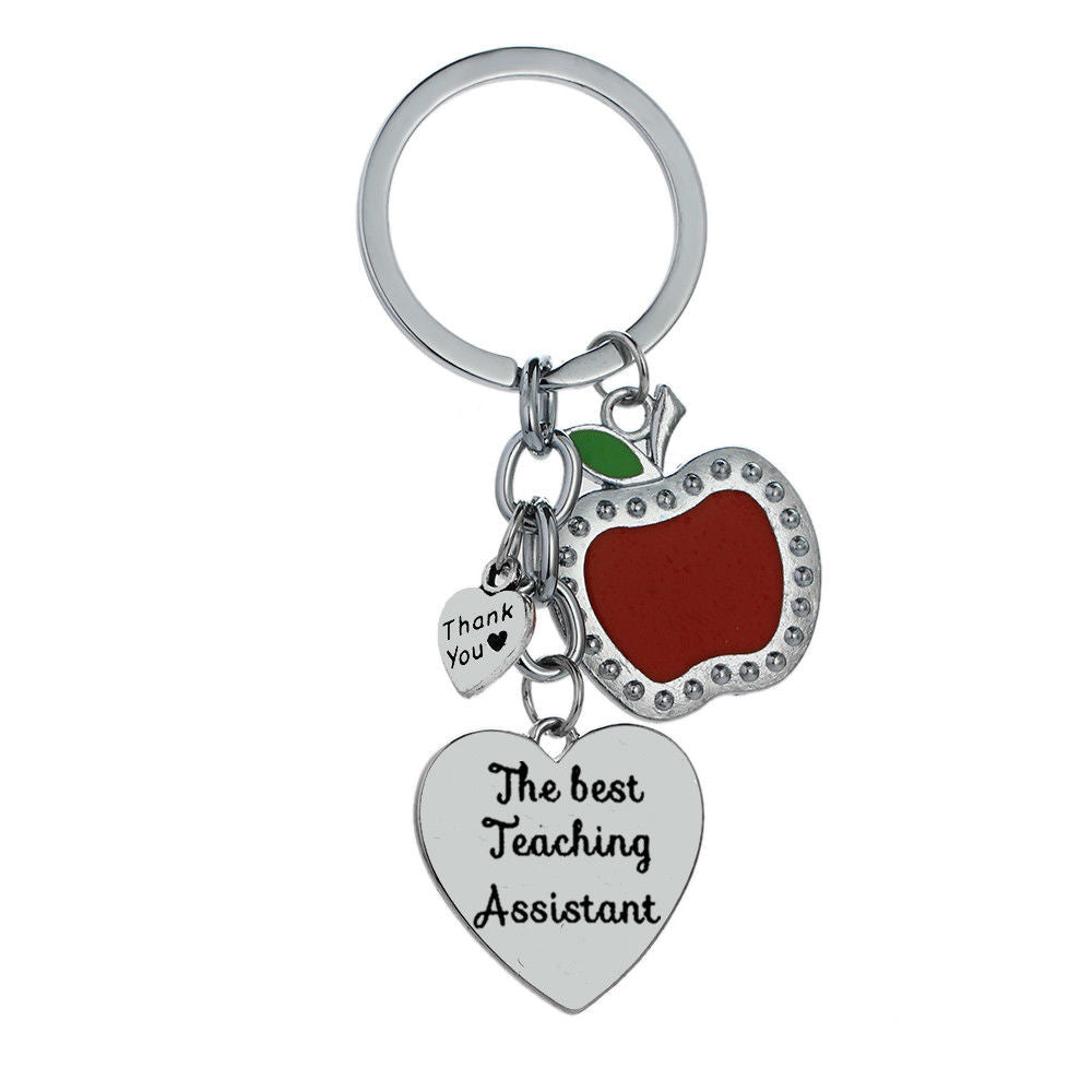 The Best Teaching Assistant - Keyring