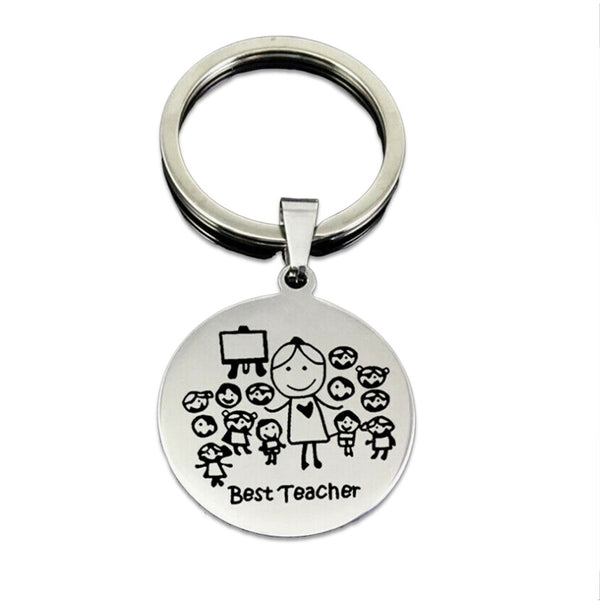 Best Teacher - Keyring