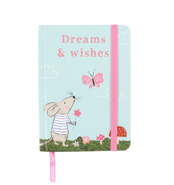 Forest Fairies Notebook - Dreams & Wishes