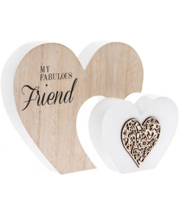 Double Heart Block - Fabulous Friend