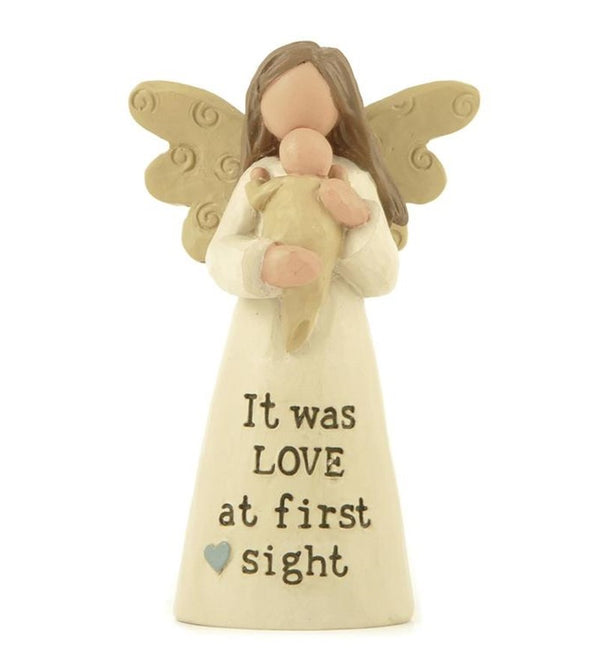 Love at First Sight - Angel Figurine