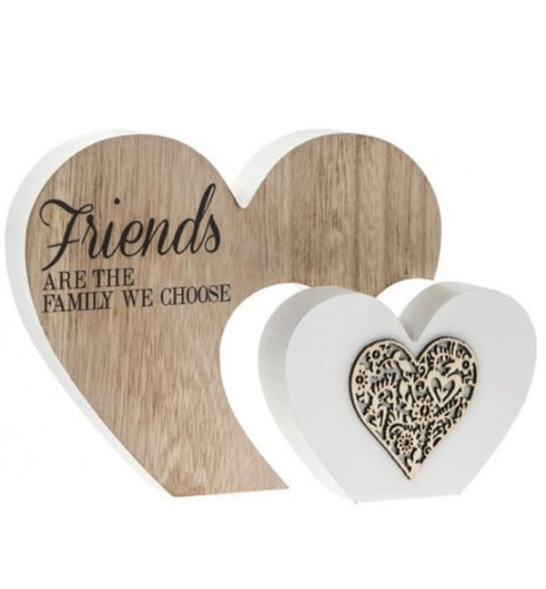 Double Heart Block - Friends are Family