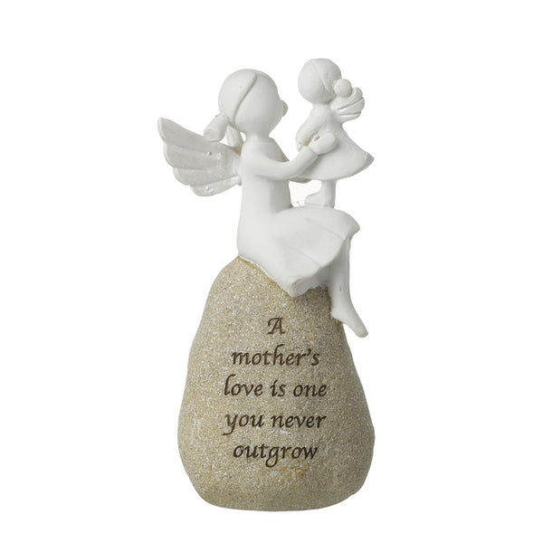 A Mother's Love you never outgrow - Angel Stone