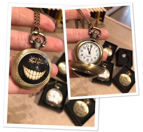 Inspired Pocket Watch Gift Set