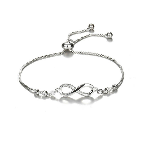 Infinity Adjustable Bracelet
