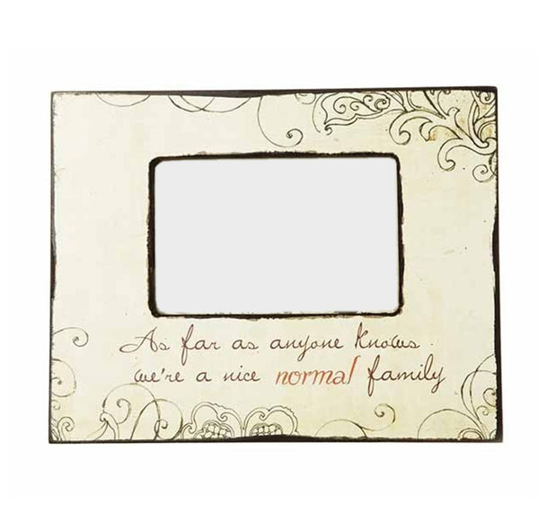 Family Vintage Photo Frame