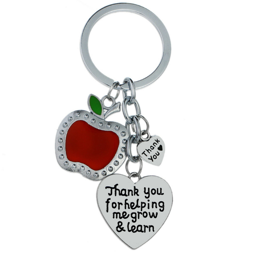 Thank you for helping me to grow and learn - Keyring