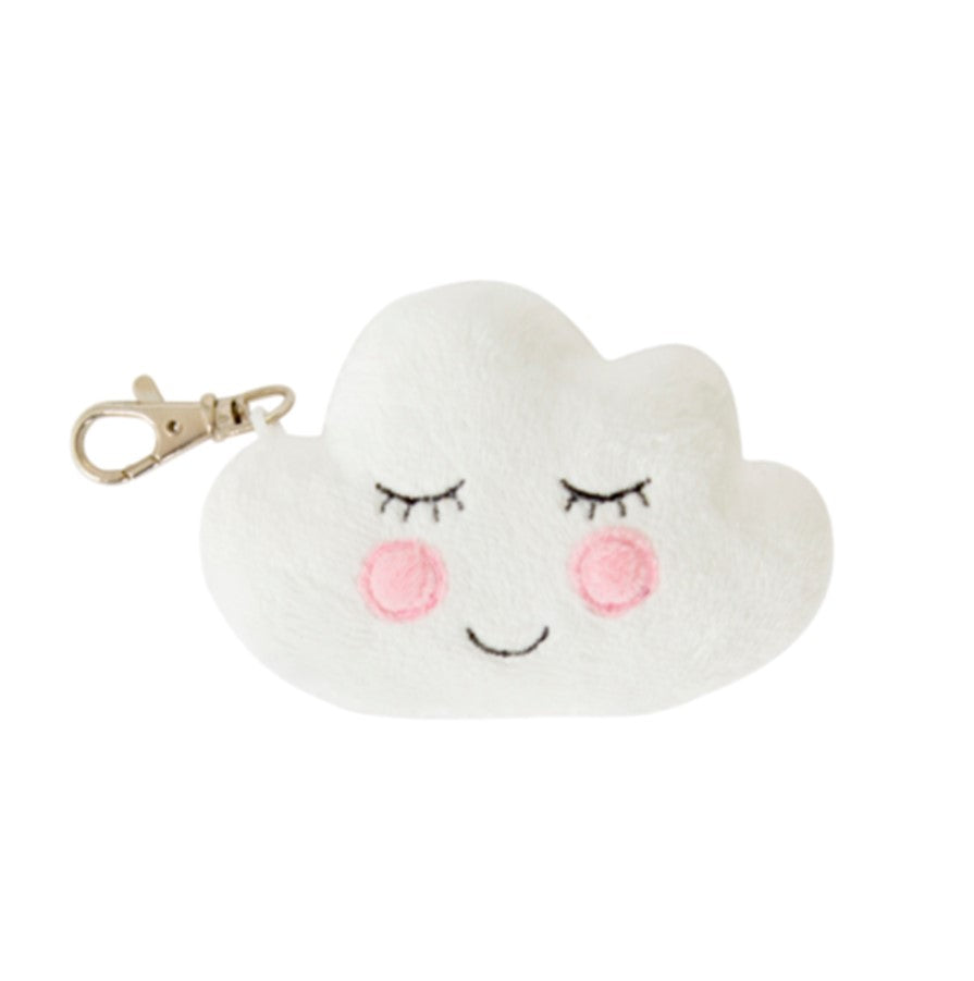Sweet Dreams Cloud Plush Bag Charm