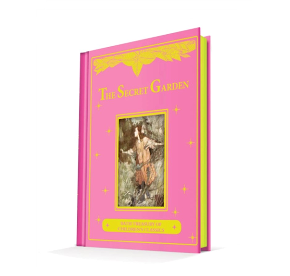 Classic Collection - The Secret Garden Hardback Book