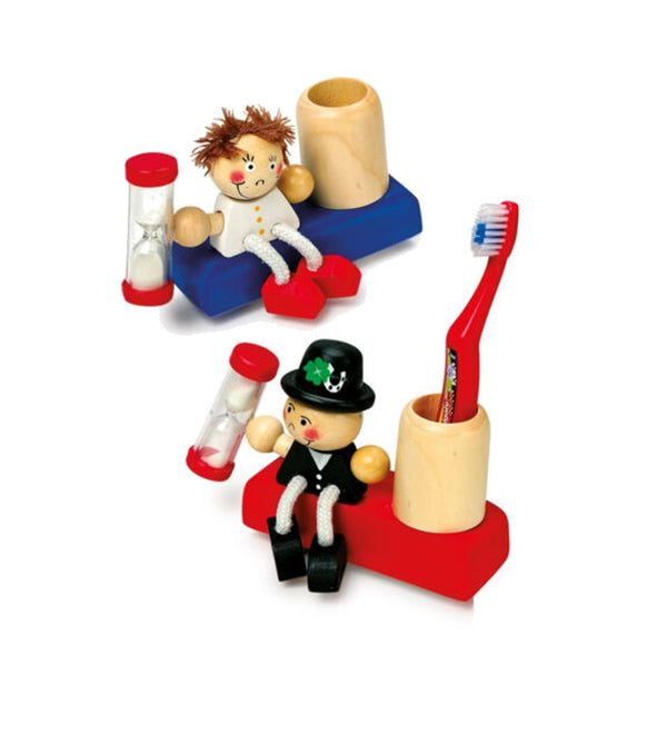 Children's Novelty Toothbrush Holder and Timer