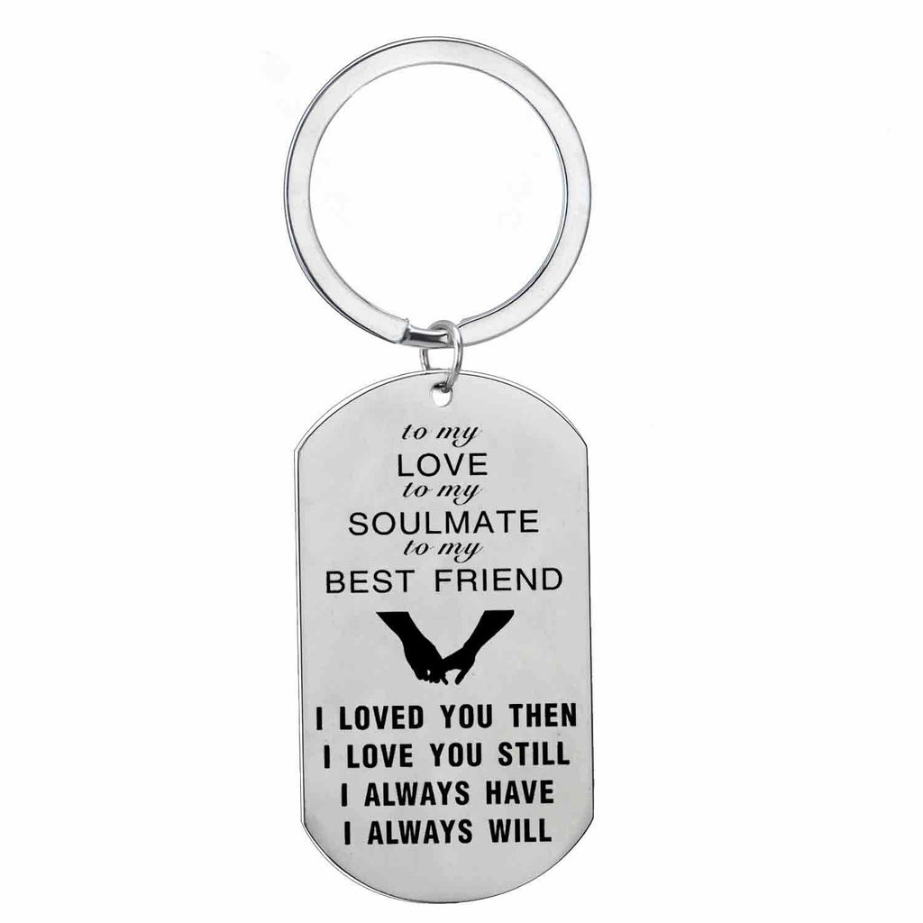 To my Love - Keepsake Keyring