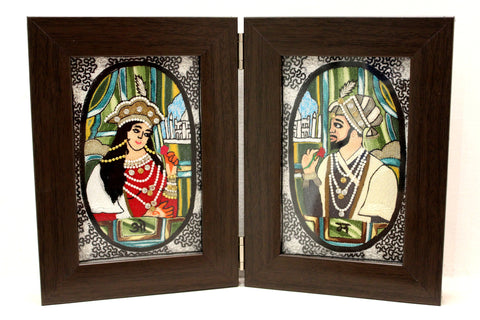 King & Queen Frame