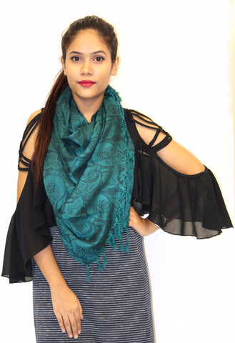 Green Lady scarf