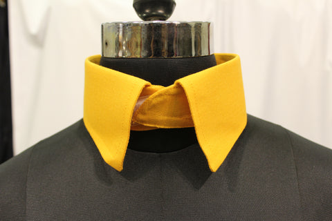 So Yellow!! For Small, Medium & Large Dogs (Velcro Collar)
