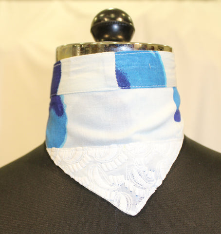 Spotted Bandana (Tie Up Collar)