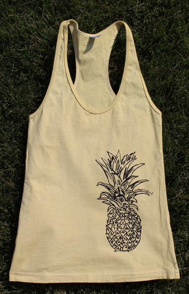 Independent Pineapple Tank