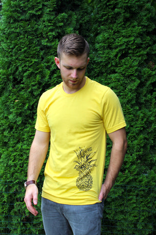 Independent Pineapple Men's Crew Tee