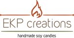 EKP Creations - Handmade Soy Candles