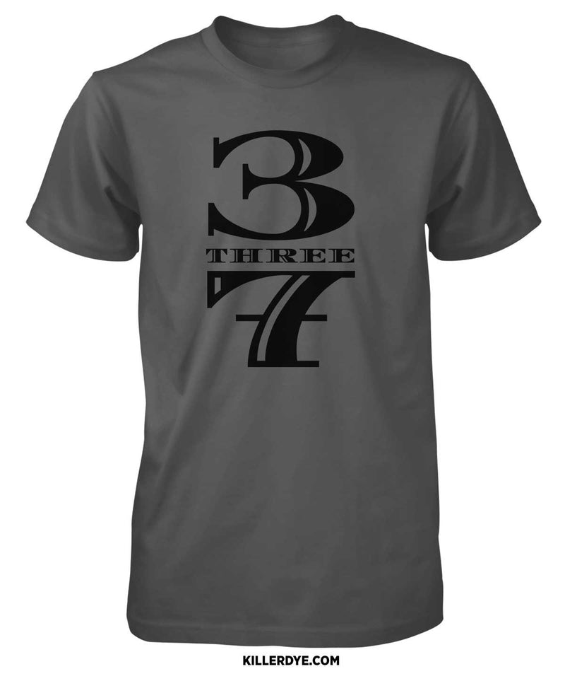 Three 3 Seven (v2) T-Shirt - Unisex - ShopSWLA