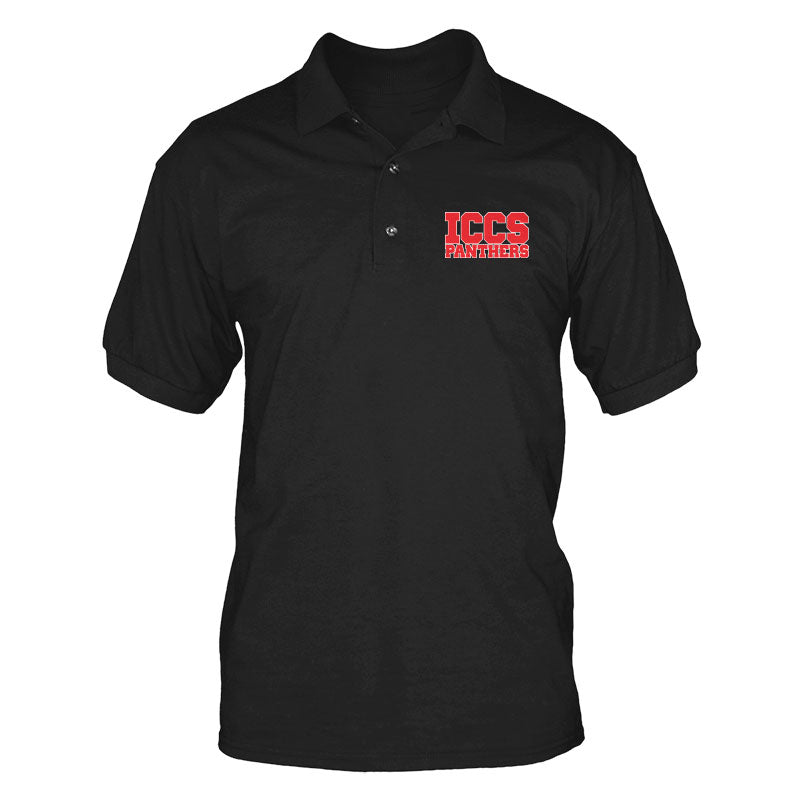 ICCS Men's Polo Shirt