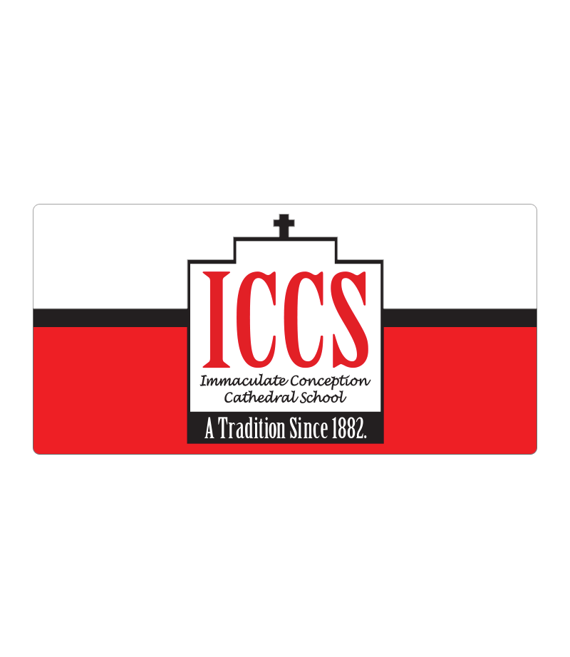 ICCS License Plate - ShopSWLA
