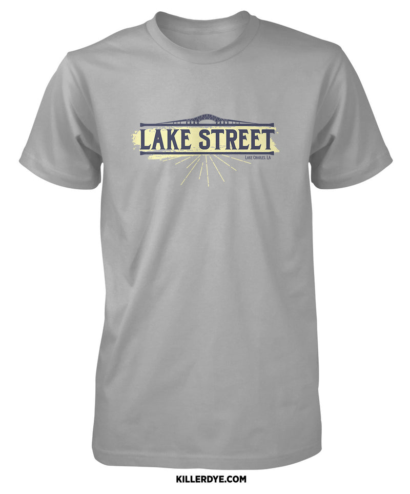 Lake Street (Bridge)- T-Shirt - ShopSWLA