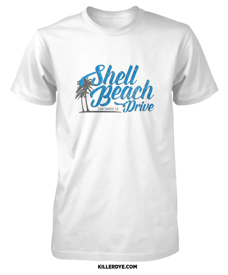 Shell Beach Drive T-shirt - ShopSWLA