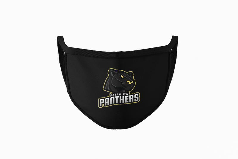 Fairview Panthers - Mask - ShopSWLA