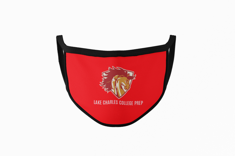 Lake Charles College Prep - Mask