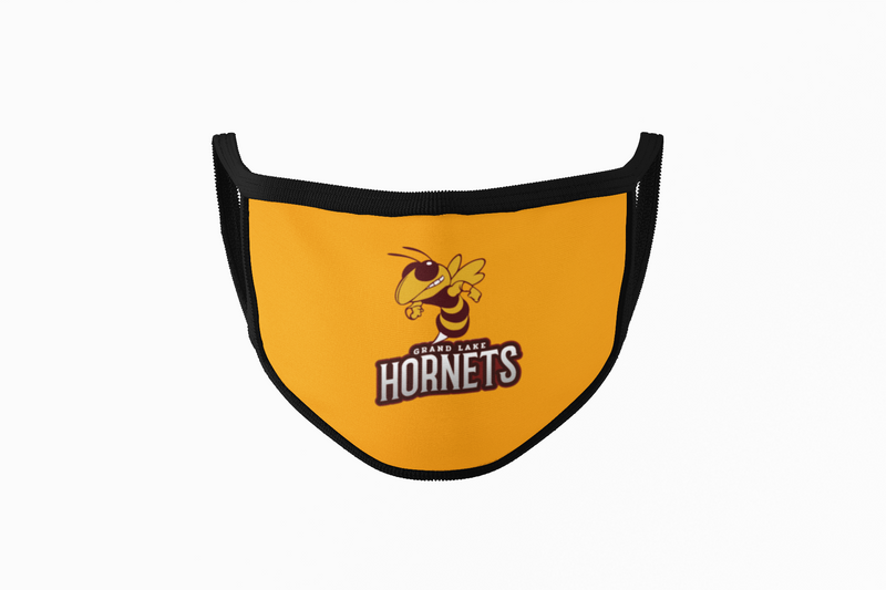 Grand Lake Hornets - Mask - ShopSWLA
