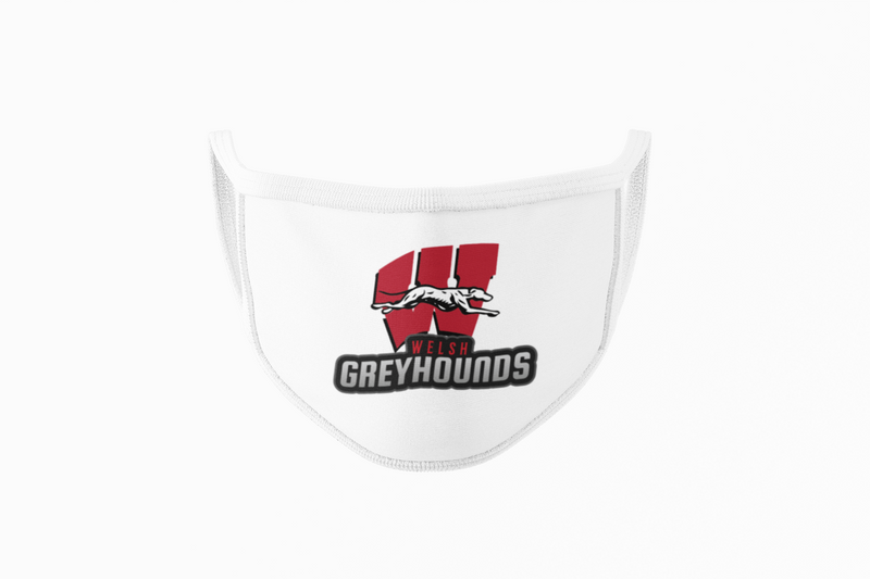 Welsh Greyhounds - Mask