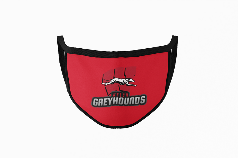 Welsh Greyhounds - Mask - ShopSWLA