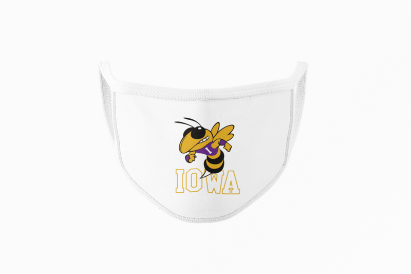 Iowa High - Mask - ShopSWLA