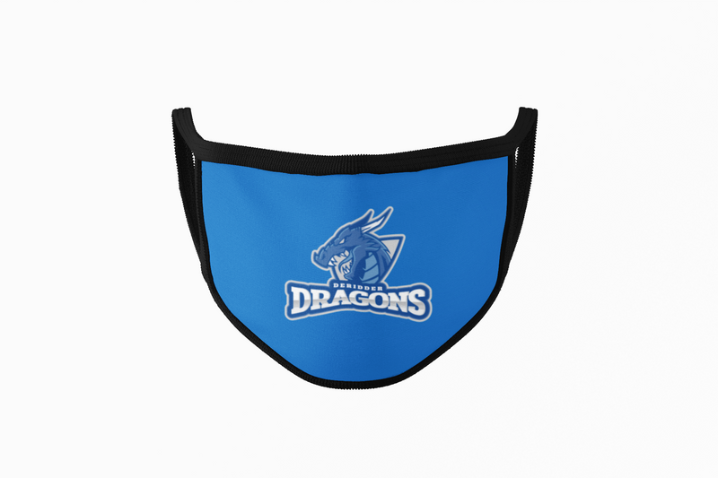 DeRidder Dragons - Mask
