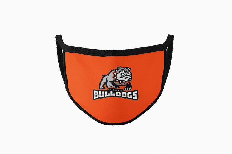 Elizabeth Bulldogs - Mask