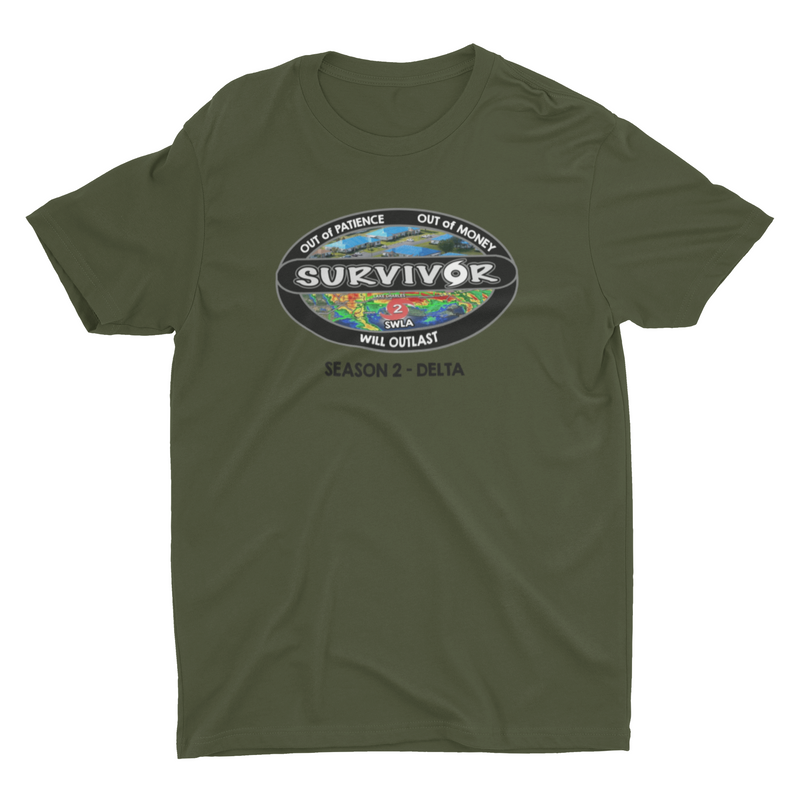 Survivor - Season 2 - ShopSWLA