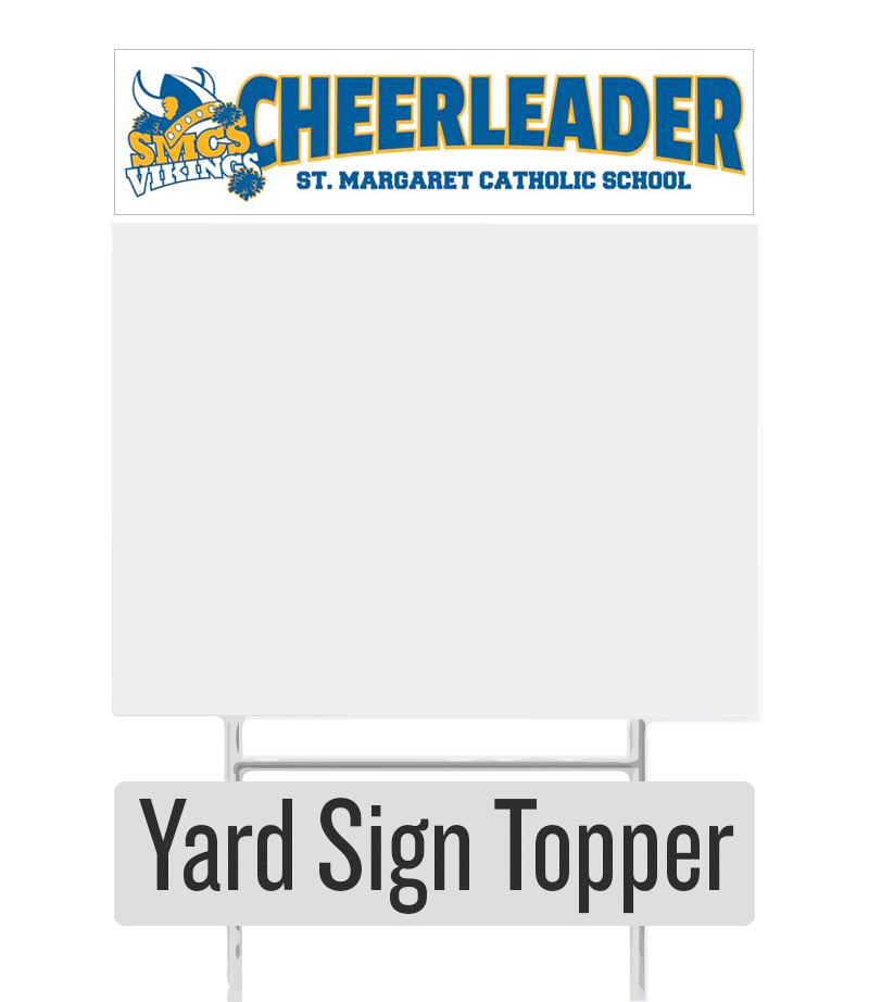 SMCS Cheerleader Topper - ShopSWLA