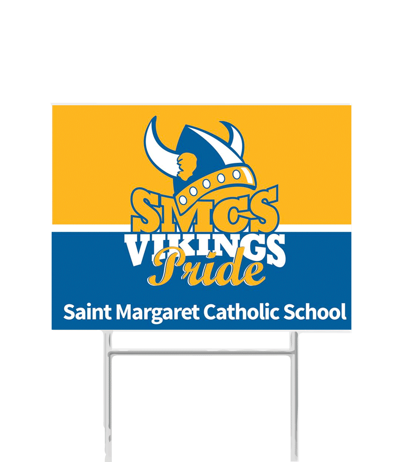 SMCS Yard Sign