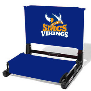 SMCS Pride Stadium Chair